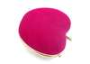 Pink Water Proof Cosmetic Carrying Case