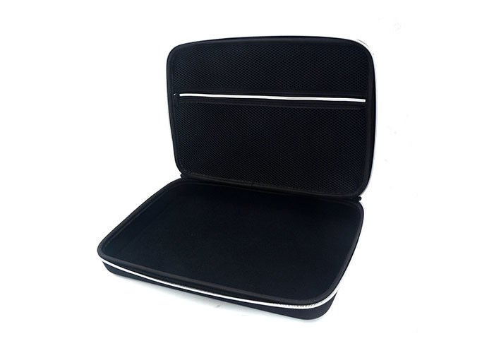 Black Protective Hard Tool Case With Nylon Surface