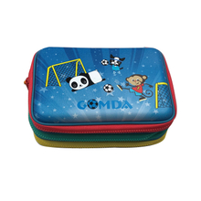 New Arrival EVA Pencil Box for kids 3 layers
