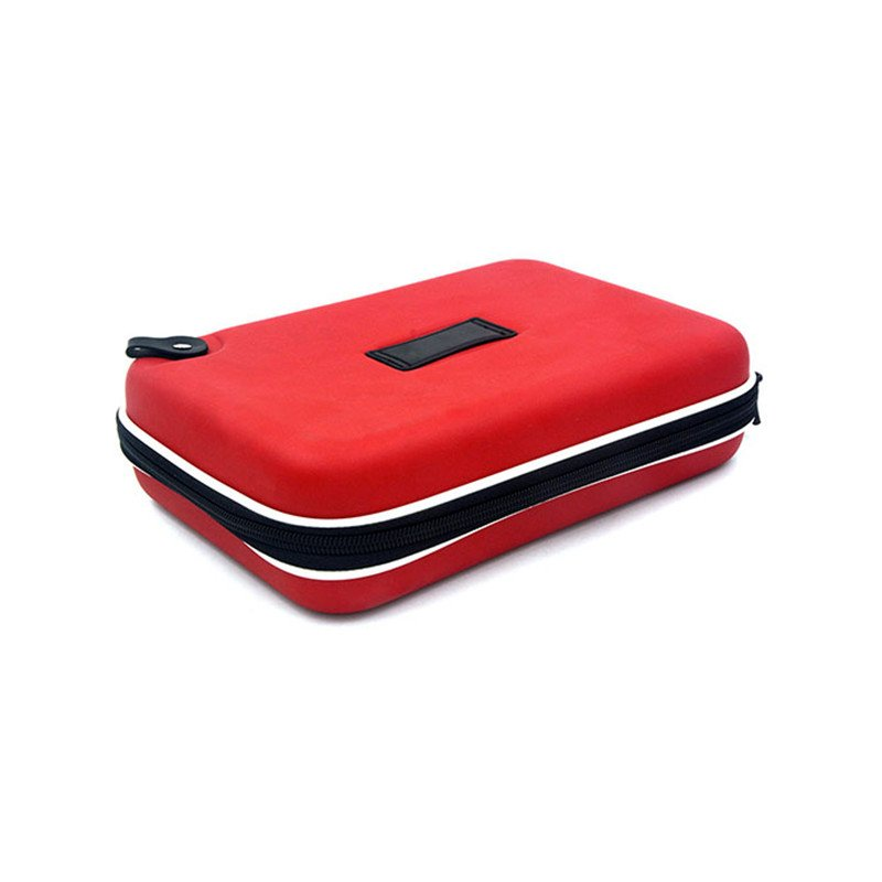 Professional Medical Hard Case PU Surface / Custom First Aid Box For Home Use