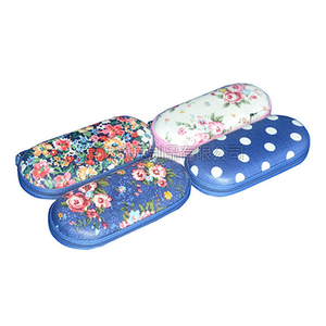 Customized EVA Glasses Case for Ladies