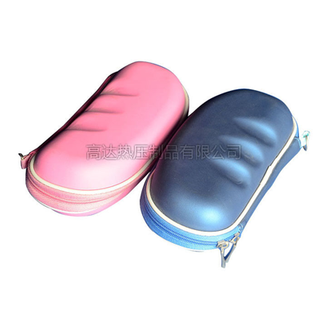 Hard Shell Sunglasses Storage Case PU Surface